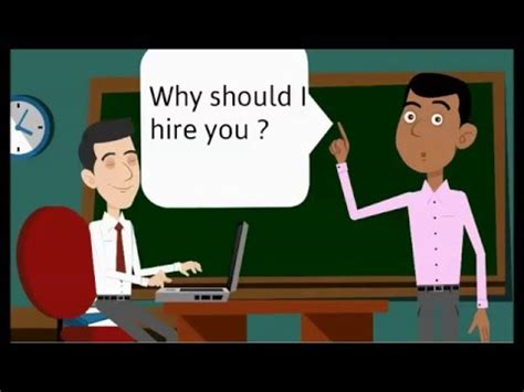 Why should we hire you best answer essay